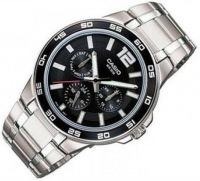 - Casio Collection MTP - 1300D - 1AVEF Heren Horloge