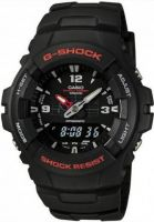 - Casio G - Shock G - 100 - 1B Heren Horloge