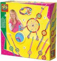 SES - Sieraden/dromenvanger hobby set voor kinderen